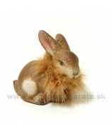 Zajačik Kožúšok 12cm