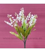 Konvalinky Kytica biele 30cm