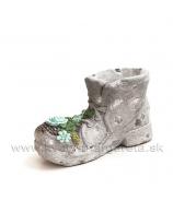 Topánka Obal Rustikal Skalná ruža 40cm