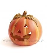 Halloween tekvica veľká 18cm