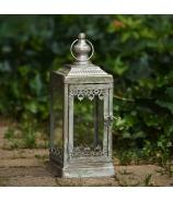 Lampáš Orient Ornament Plech Gold 35 cm