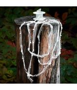 Girlanda perličková Srdiečka - zľava 50% 2m