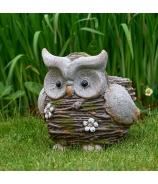 Vtáčik obal záhradná keramika 26cm