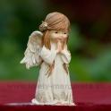 Anjelik modliaci sa s hviezdami vo vlasoch 12cm