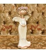 Anjel Amélia 28cm krémový