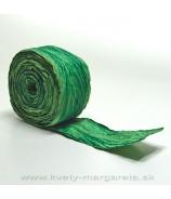 Papierová stuha zelená