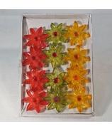 Kvet plastový
