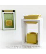 Aromalampa Defense žltá