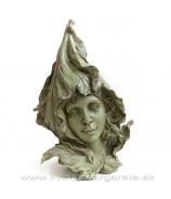 Busta lesnej panny 45cm