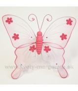 Motýľ Gigant rúžový