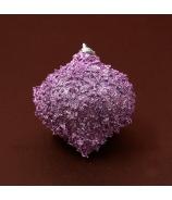Vianočná cibulka lupienky rúžová 8cm 3ks - zľava 40%