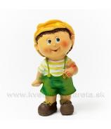 Chlapček Jožko zelený