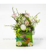 Jarná taštička s vajcom