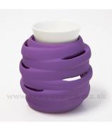 Aromolampa Trdelník silikón fialový