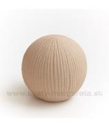 Keramika Letokruhy Guľa piesková