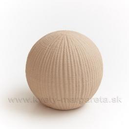 Keramika Letokruhy Guľa piesková - zľava 50%