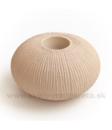 Keramika Letokruhy Elipsa svietnik veľký pieskový