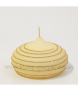 Sviečka cibulka Andalo Vanilka 10cm