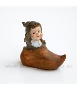 Dievčatko v dreváke