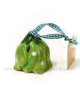 Kvietkový zvonček Tulipán zelený