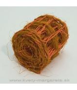 Mriežka sisalová oranžová