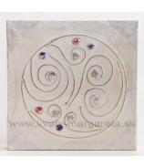 Obraz na plátne Whirlpool 30cm
