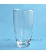 Váza sklenená Classic Conus 20cm