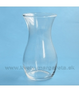 Váza sklenená Classic Amplión 22cm