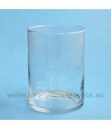 Váza sklenená Classic Džbán 25cm