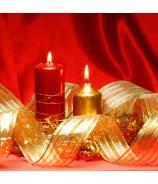 Vianočné sviečky nájdete v kategórii Vianočné ozdoby