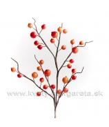 Jarabina vetvička červená 31cm