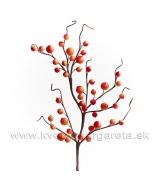 Jarabina vetvička oranžová 31cm
