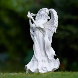 Anjel Archanjel s holubicou v dlaniach 25cm