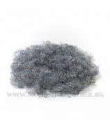 Anjelské vlasy modro-strieborné balenie 250 gramov