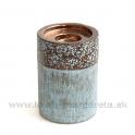 Keramika Cooper DUO - svietnik valec 14cm