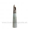 Keramika Cooper DUO - váza lomená 30cm