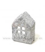 Cementový obal - domček 14 cm